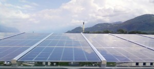 profilés aluminium et panneaux photovoltaïques 2es