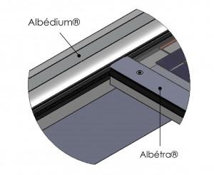 profiles aluminium albedium-albetra